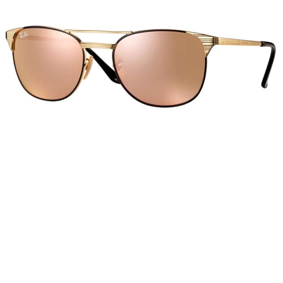 b4d59ee05df82 Ray-Ban Accessories   Rayban Signet Sunglasses W Copper Flash Lense ...